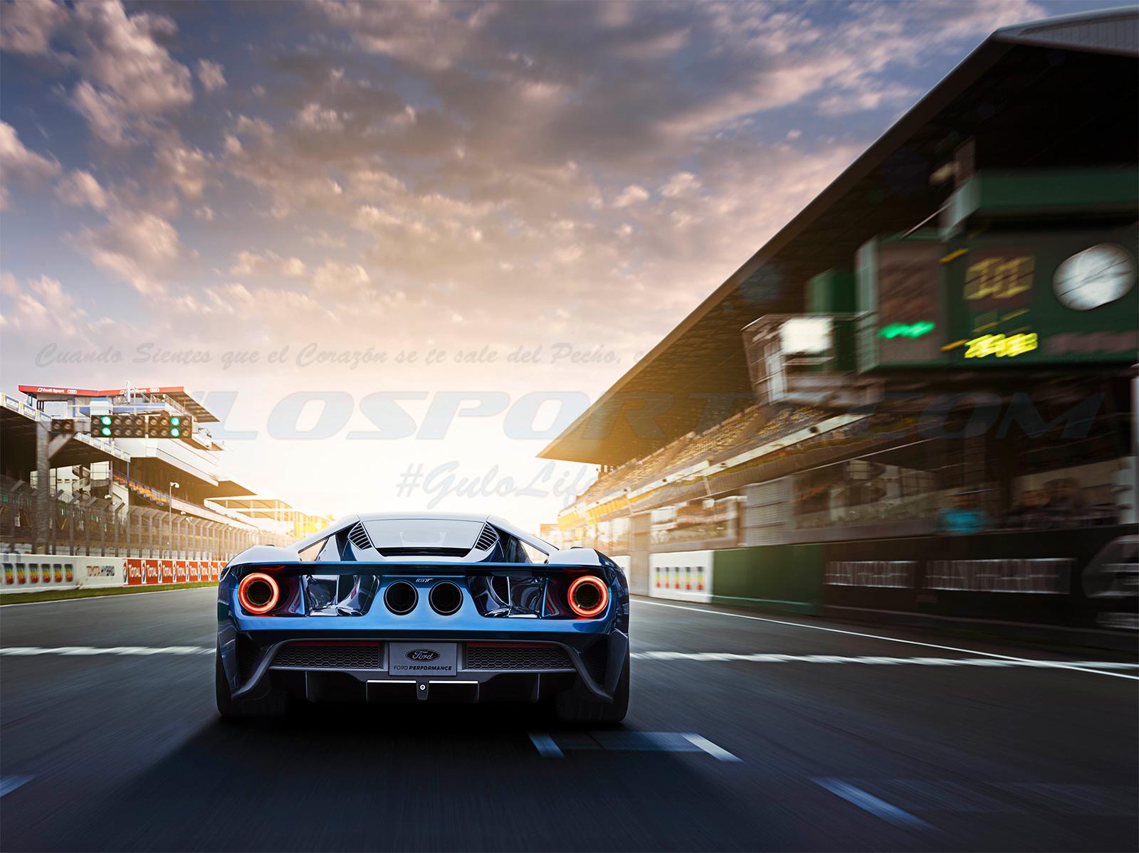 Ford GT 2016 España Gulosports