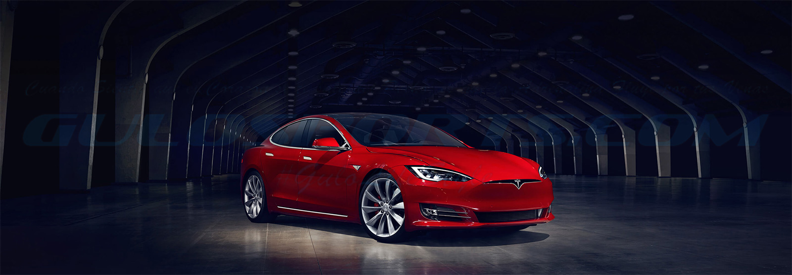 Tesla Model-S Importación España Guloffroad