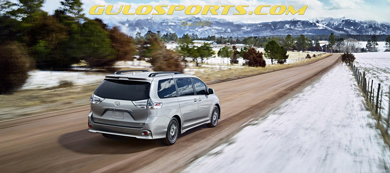 Importación Monovolumen Toyota Sienna España Gulosports